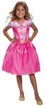 Girl's Aurora Classic Costume - Child M (7 - 8)