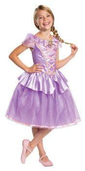 Girl's Rapunzel Classic Costume - Tangled - Toddler (3 - 4T)