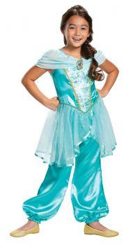 Girl's Jasmine Classic Costume - Child M (7 - 8)
