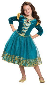 Girl's Merida Classic Costume - Child M (7 - 8)