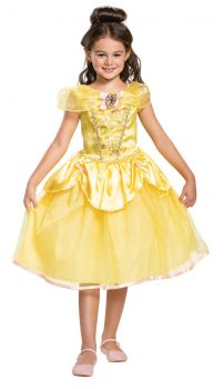 Girl's Belle Classic Costume - Child M (7 - 8)