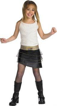 Girl's Hannah Montana Quality Costume - Child L (10 - 12)