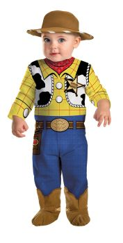 Woody Classic Costume - Toy Story - Toddler (12 - 18M)