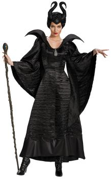 Women's Maleficent Christening Gown - Maleficent Movie - Adult M (8 - 10)