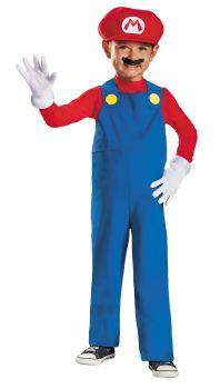 Mario Toddler Costume - Toddler (3 - 4T)