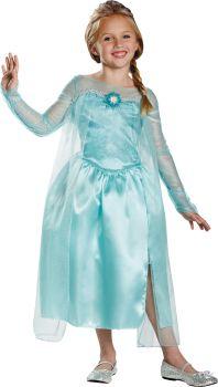 Elsa Classic Toddler Costume - Child M (7 - 8)