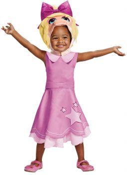 Miss Piggy Classic Toddler Costume - Toddler (3 - 4T)