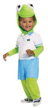 Kermit Toddler Costume - Toddler (3 - 4T)