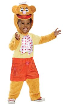 Fozzie Toddler Costume - Toddler (3 - 4T)