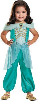Girl's Jasmine Classic Costume - Child S (4 - 6X)
