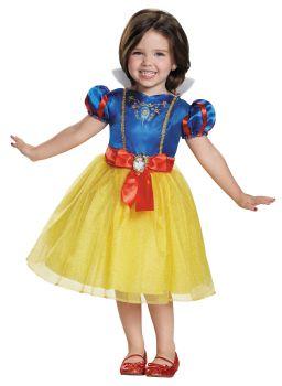Girl's Snow White Classic Costume - Child S (4 - 6X)