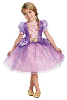 Rapunzel Classic Toddler Costume - Child S (4 - 6X)
