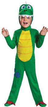 Boy's Dinosaur Costume - Child S (4 - 6)