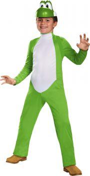 Yoshi Deluxe Child Costume - Child LG (10 - 12)