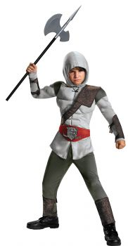Boy's Assassin Muscle Costume - Child M (7 - 8)