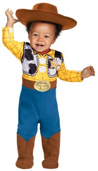 Woody Deluxe Infant Costume - Toddler (12 - 18M)