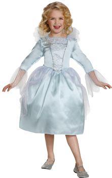 Girl's Fairy Godmother Classic Costume - Cinderella Movie - Child M (7 - 8)