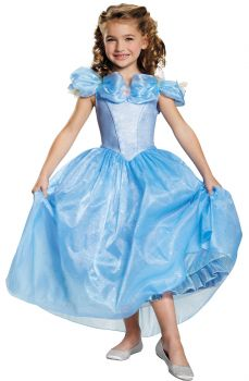 Girl's Cinderella Prestige Costume - Cinderella Movie - Toddler (3 - 4T)
