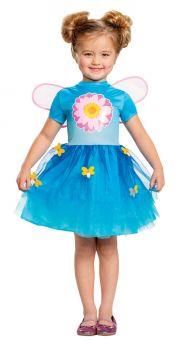 "Girl's Abby ""New Look"" Classic Costume - Sesame Street - Toddler (3 - 4T)"
