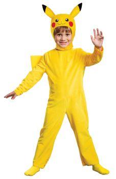 Pikachu Toddler Costume