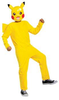 Boy's Pikachu Classic Costume - Child M (7 - 8)