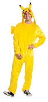 Men's Pikachu Deluxe Costume