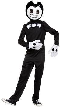 Boy's Bendy Classic Costume - Child L (10 - 12)