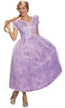 Women's Rapunzel Ultra Prestige Costume - Adult S (4 - 6)