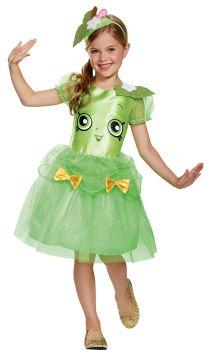 Girl's Apple Blossom Classic Costume - Shopkins - Child S (4 - 6X)