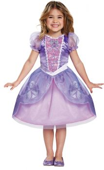 Girl's Sofia The Next Chapter Classic Costume - Child S (4 - 6X)