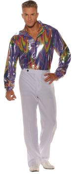 Disco Shirt Adult Std