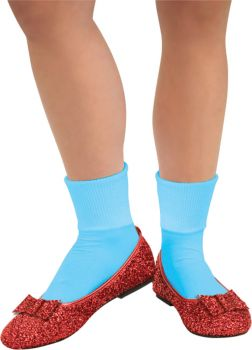 Dorothy Adult Sequin Shoes Md