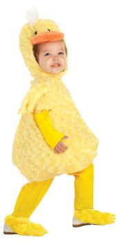 Duck Costume - Toddler Large (2 - 4T)