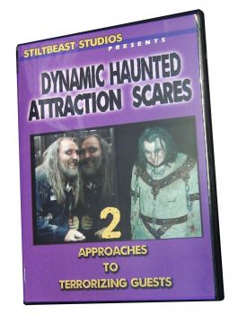 Dynamic Haunted Attraction Scares
