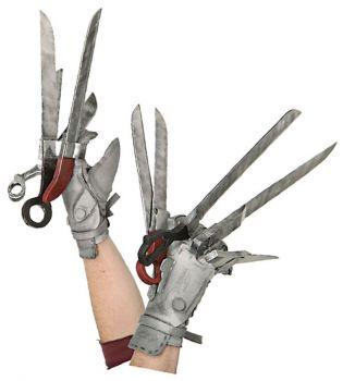 Edward Scissorhands Dlx Gloves
