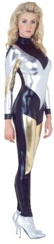 Women's Electra Costume - Adult Large