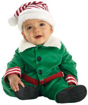 Elf Boy Costume - Toddler (18 - 24M)