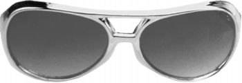 Rock & Roller Glasses - Silver