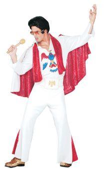 Elvis Deluxe Jumpsuit