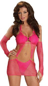 Halter Dress Net - Adult Large