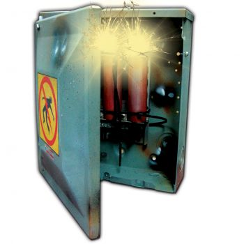 Exploding Fuse Box