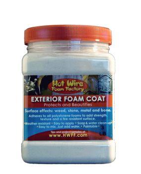 Exterior Foam Coat (3 lbs)