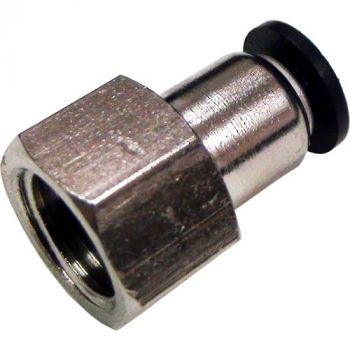 Female Connector Push-On Fitting