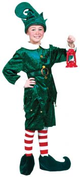 Holly Jolly Elf - Toddler Large (2 - 4T)