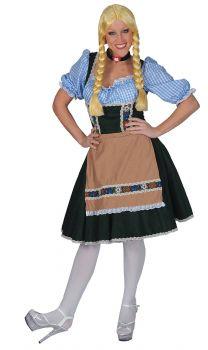 Women's Salzberg Dress With Shirt - Adult S (6 - 8)