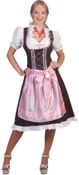 Women's Tirol Patricia Costume - Adult S (6 - 8)