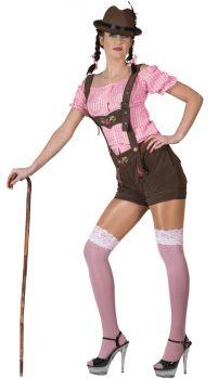 Women's Tirol Tricia Costume - Adult S (6 - 8)