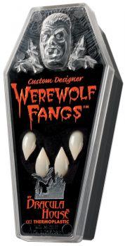 Werewolf Fangs - Medium