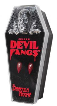 Red Devil Fangs - Large