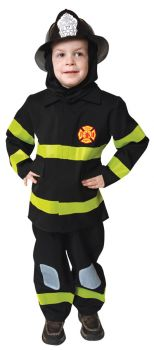 Fire Fighter No Hat Sm 4 To 6